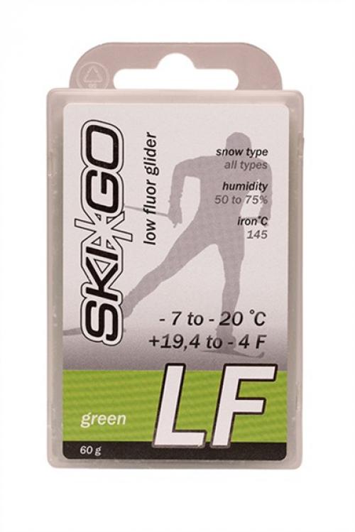 PARAFINA LOW FLUOR GREEN 60gr