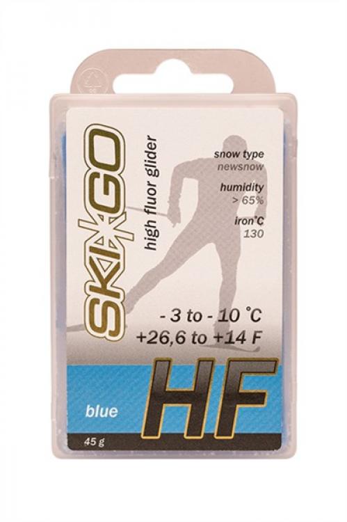 PARAFINA HIGH FLUOR BLUE 50gr