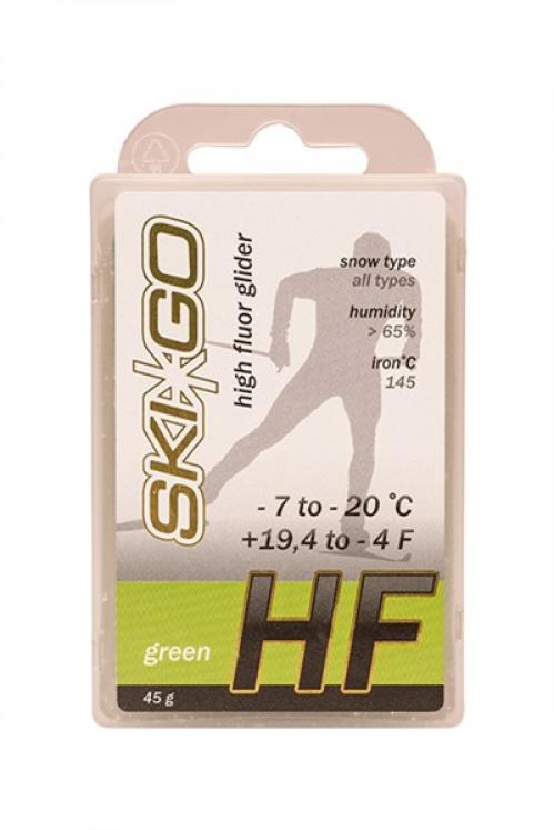 PARAFINA HIGH FLUOR GREEN 50gr