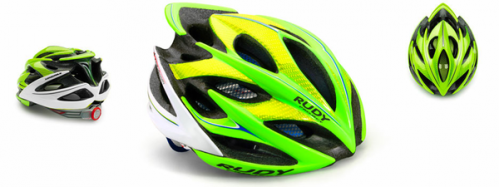 CASCO RUDY PROYECT WINDMAX LIME FLUO T S/M