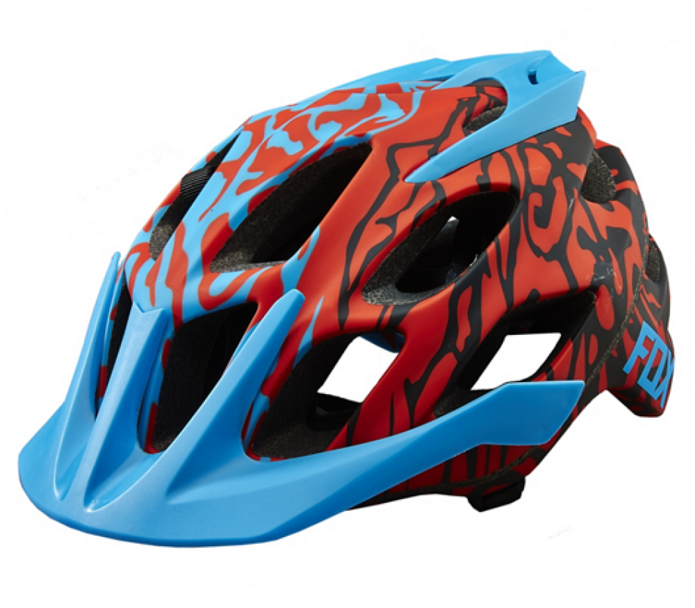 FOX Flux Flight Cauz Helmet