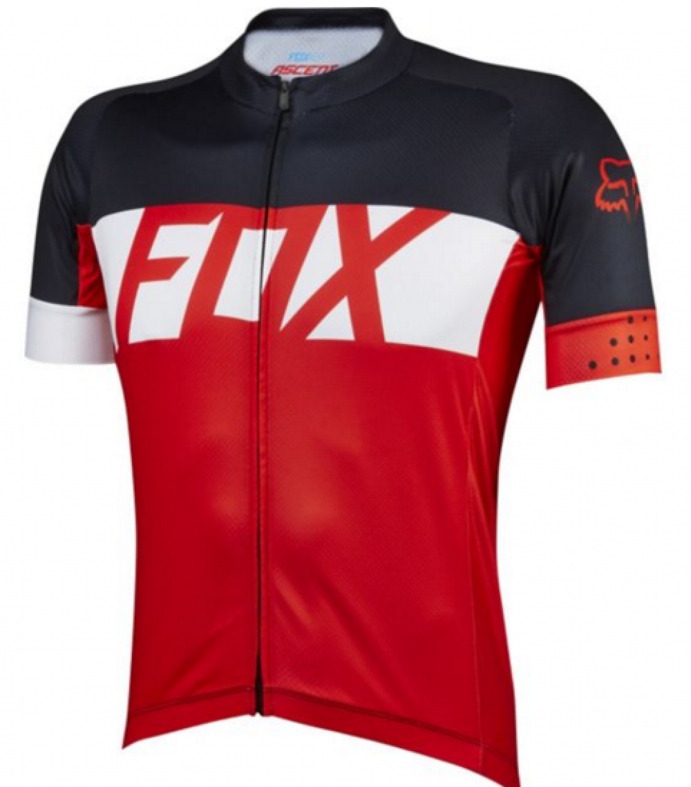 FOX ASCENT SS JERSEY