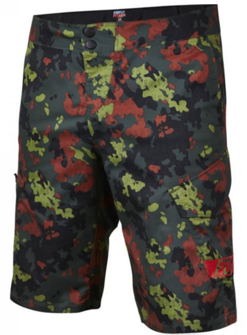 RANGER CARGO PRINT SHORT - FATIGUE CAMO
