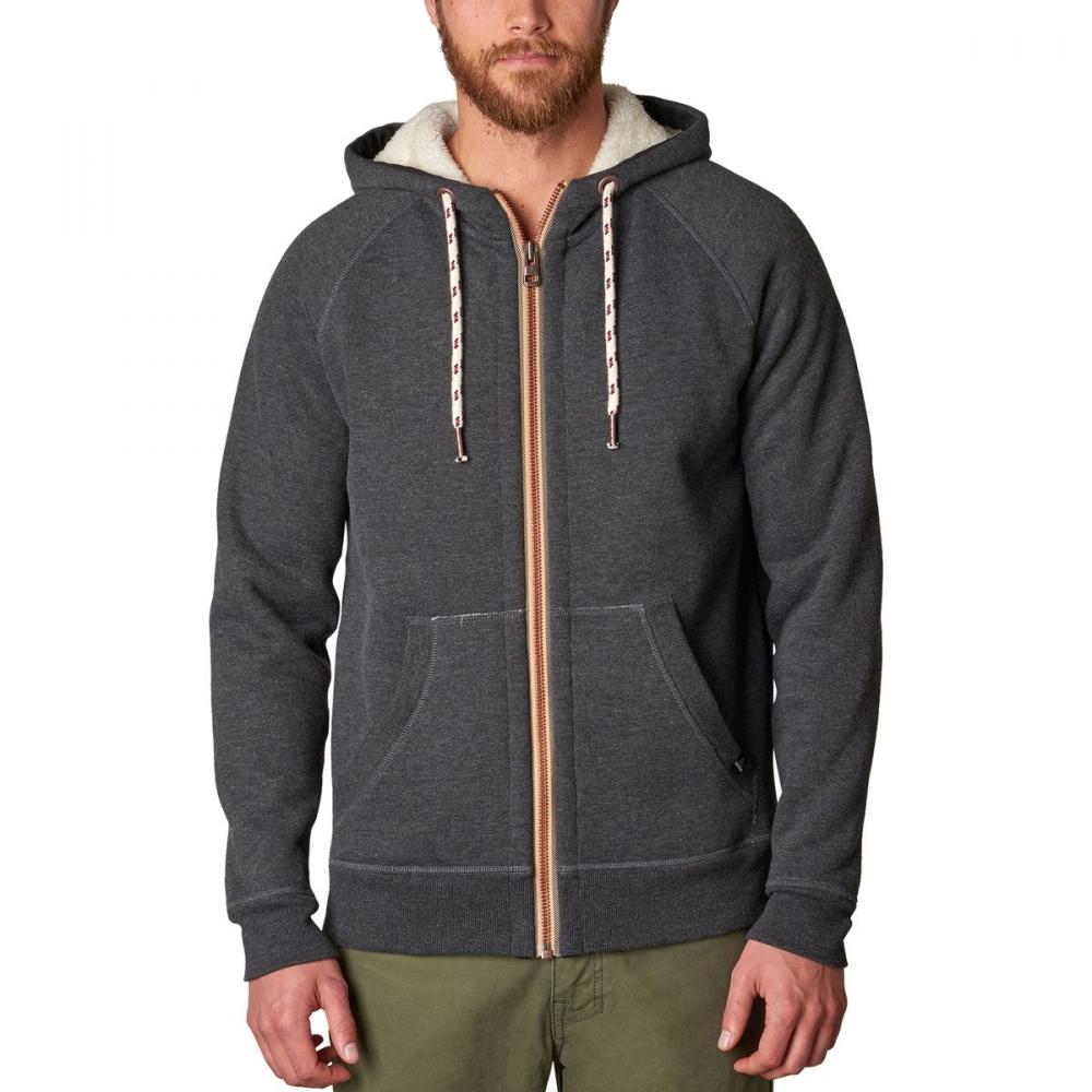 PRANA chaqueta Lifestyle Full Zip Lined Hood para hombre 4103